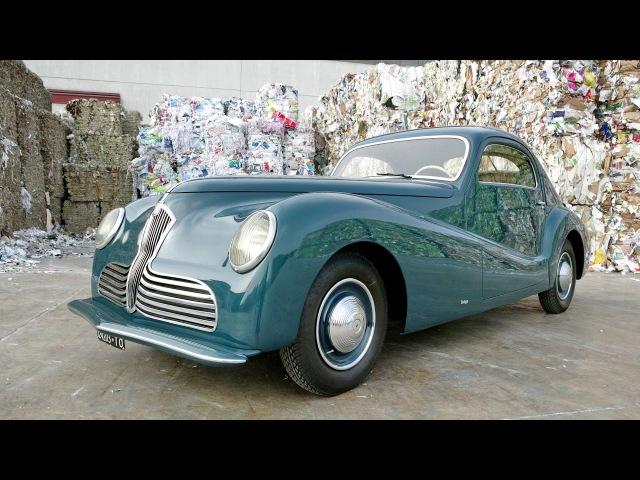 Fiat 1500 C Coupe 1945 » Freewka.com - Смотреть онлайн в хорощем качестве