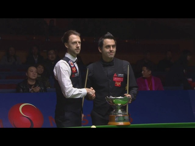 Ronnie O'Sullivan v Judd Trump [HD] FINAL Shanghai Masters Snooker 2017