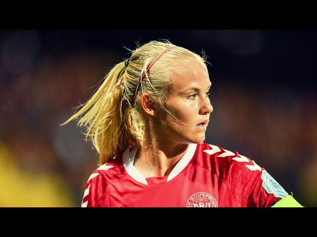 Pernille Harder Vs Norway WEURO ⊕ 2017 Smooth