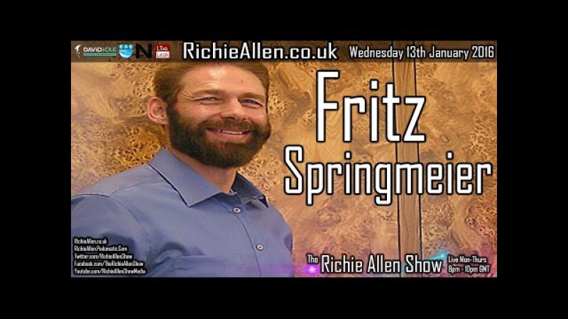 Fritz Springmeier On How MKULTRA Trauma Mind Control Is Now Being Used On Entire Populations!