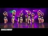 La, la, la - Shakira Choreography by Vannia Segreto, Latin Show L