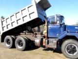 Mack DM 685 Dump Truck Tipper 10 Wheel 10 Tyre Tire