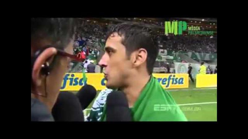 Jogadores do Palmeiras humilham midia esportiva brasileira após titulo da Copa do Brasil