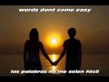 F.R. David ~~ Words ~~ Contiene subtitulos en ingles y espa
