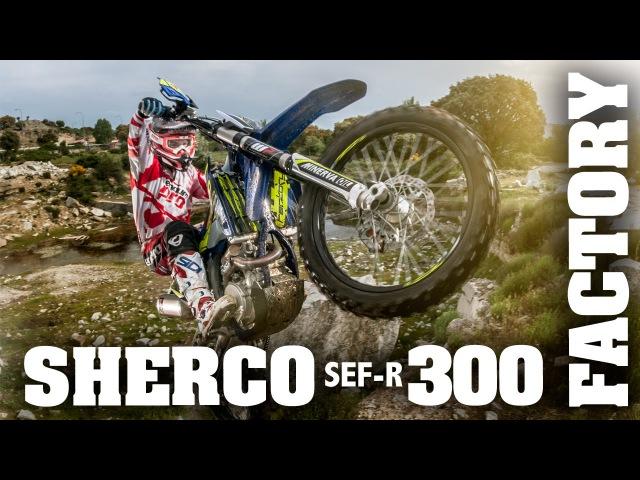 2015 Sherco SEF-R 300 Factory test EnduroPro