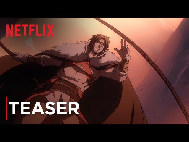 Castlevania | Teaser: Vengeance [HD] | Netflix