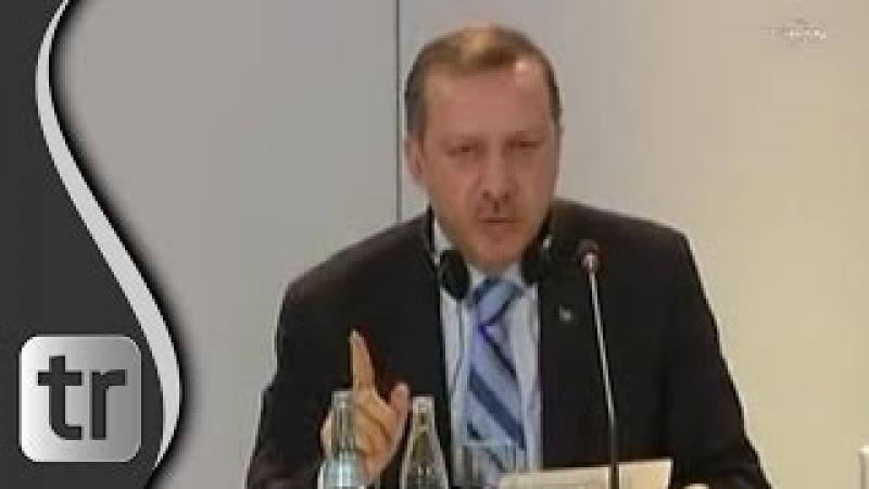 Erdogan über armenische Völkermord und Genozid-Vorwürfe von 1915 im Osmanischen Reich [Deutsch]