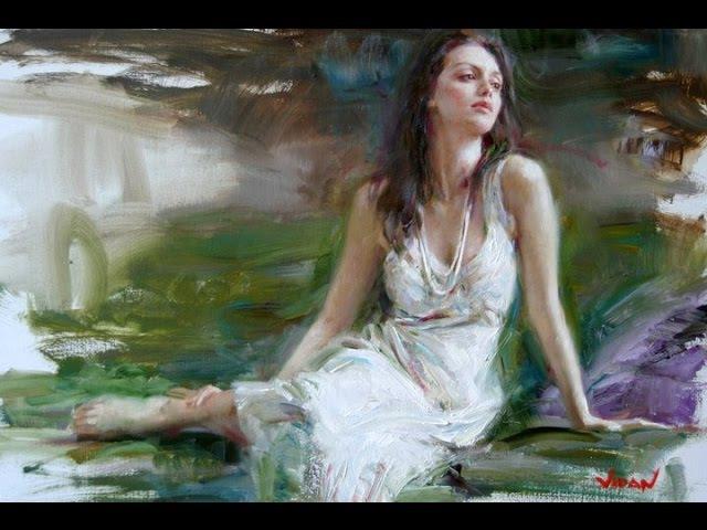 VIDAN Italian painter ✽ Francis Goya / Rann Na Mona