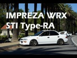 Subaru Impreza WRX STI Type RA Build