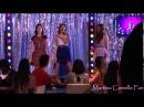 Violetta 2 : Vio,Fran en Cami zingen 'Hoy somos mas' in de karaoke bar ( Aflevering 64)