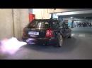 Audi S4 B5 - ANTI LAG Revving