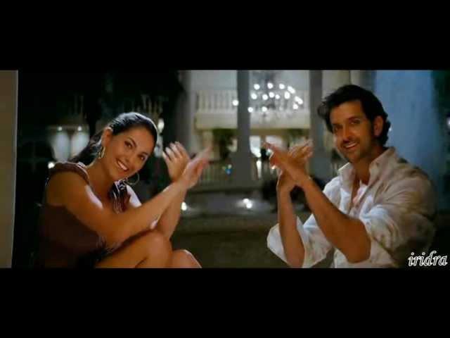 Kites Hrithik Roshan~Barbara Mori - Love story (Hindi movie)