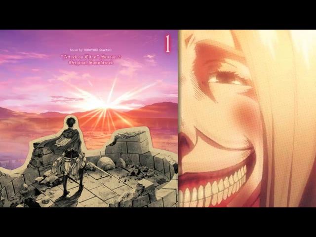 Attack On Titan Season 2 OST ~ [attack音D / Attack On