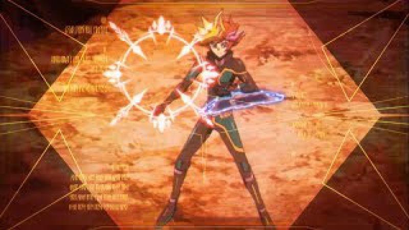 Yusaku(Playmaker) VS Revolver(リボルバー) AMV