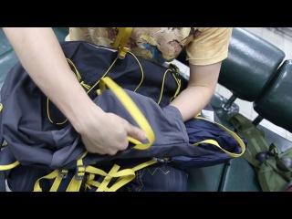 Рюкзак для параглайдинга Splav «Hike Fly 80». Обзор