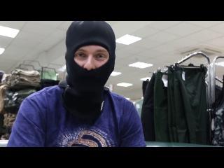 Полушерстяная маска Splav. Обзор
