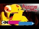 Время приключений Чш-ш.. Кавалер серия целиком Cartoon Network