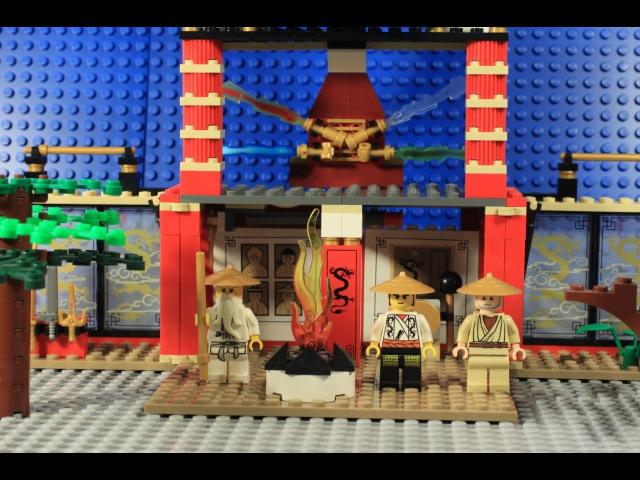 Приключения Кондора, 9 серия, лего-мультфильм! / Adventures of the Condor, lego stopmotion