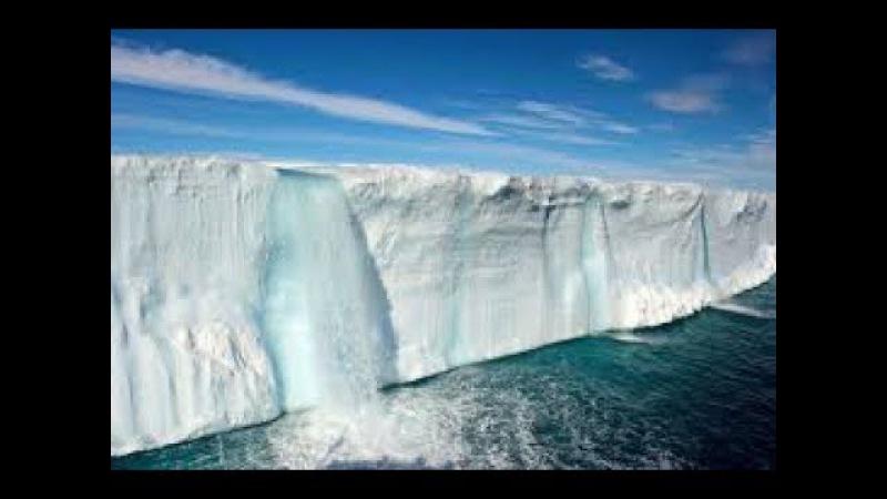 Эпохальный процесс в Антарктиде: Что или кто оторвал гигантский кусок? Ученые те...