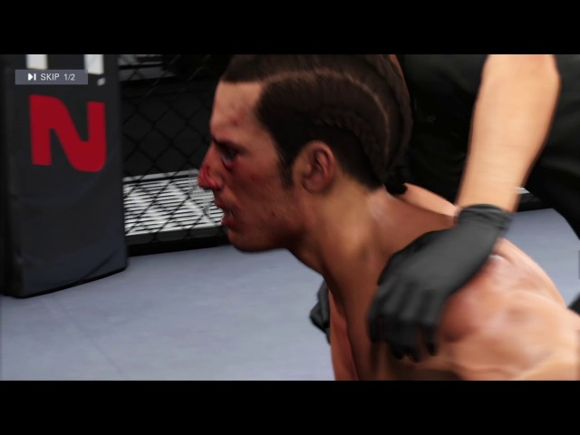 RFC 28 MIDDLEWEIGHT BOUT ROBERT WHITTAKER(Opkolopukos) VS JOSH SAMMAN(rstcrew077)
