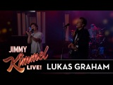 Lukas Graham Performs Drunk in the Morning