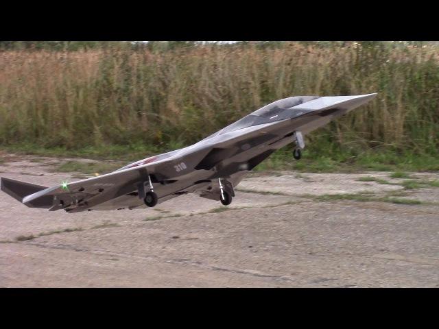 АЛ-631 Архонт - продолжаем тестировать новую модель истребителя!