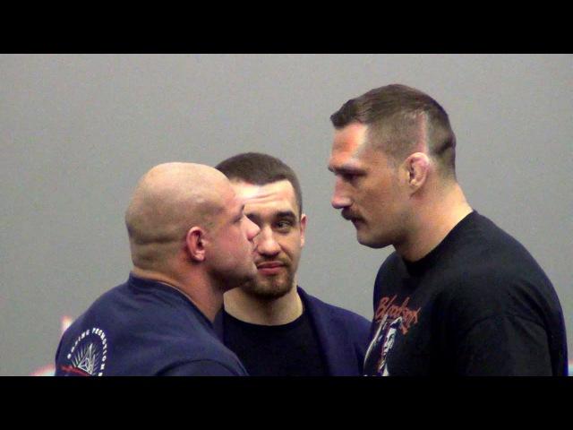 Иван Штырков vs Филип де Фрайс. Ivan Shtyrkov vs Philipe de Fries. Face to face.