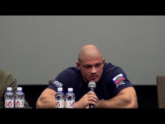 Иван Штырков о бое с Филипом де Фрайсом. Ivan Shtyrkov on the fight with Philip de Fries.
