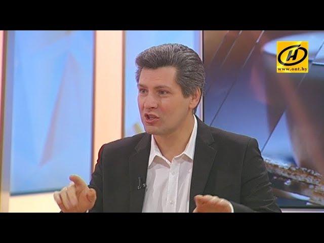 Владимир Громов о новом сезоне детского конкурса Талент краiны, телеканал ОНТ