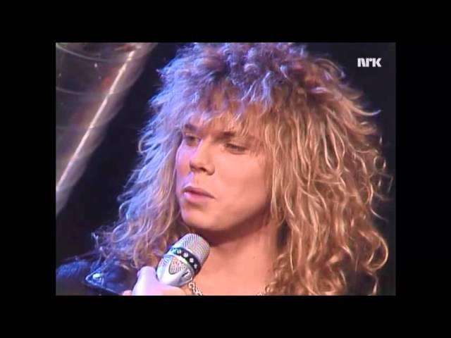Europe - Superstitious (TV'fremfører på Rockefeller,i '1988)☆★☆★☆