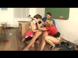 Kathia Nobili, Lindsey Olsen (Slutty School Girls 3)