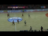 Carlos Barbosa x Corinthians Supercopa 2017 de futsal (1 half)