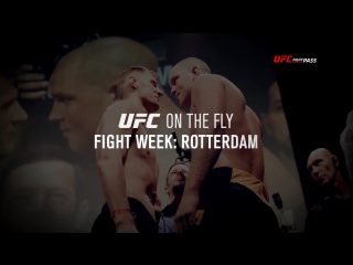 Fight Night Rotterdam On the Fly - Fight Week