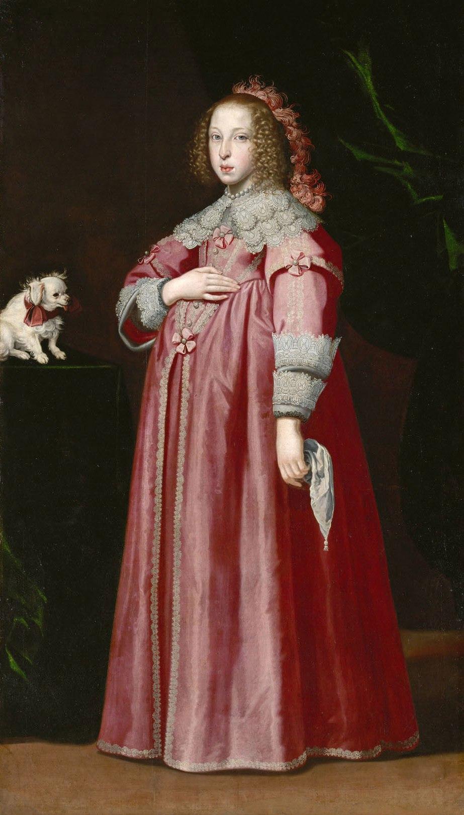 Мария Леопольдина Австрийская, императрица Священной Римской Империи (1632-1649)