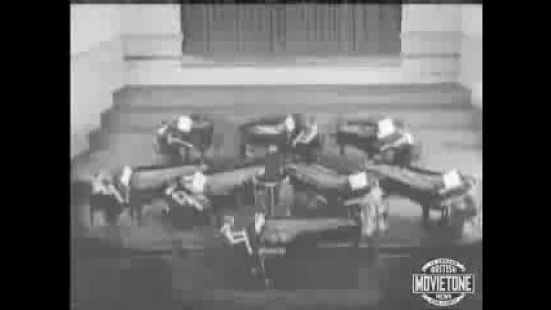 Рахманинов С В Прелюдия до диез минор в исполнении восьми девушек Слушаем смотрим плачем
