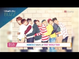 [VK][171003] MONSTA X WRAPS UP 1ST WORLD TOUR 'BEAUTIFUL' @ POPS IN SEOUL
