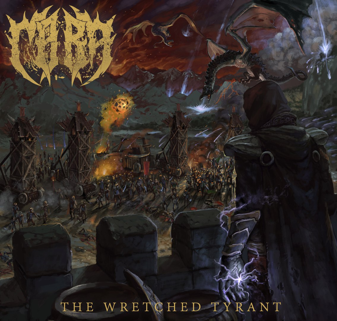 Mara - The Wretched Tyrant [EP] (2017)