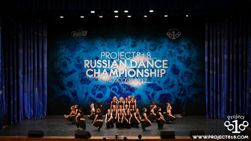 VINT'AGE ★ 3RD PLACE PERFORMANCE ADULTS MID ★ RDC17 ★ Project818 Russian Dance Championship