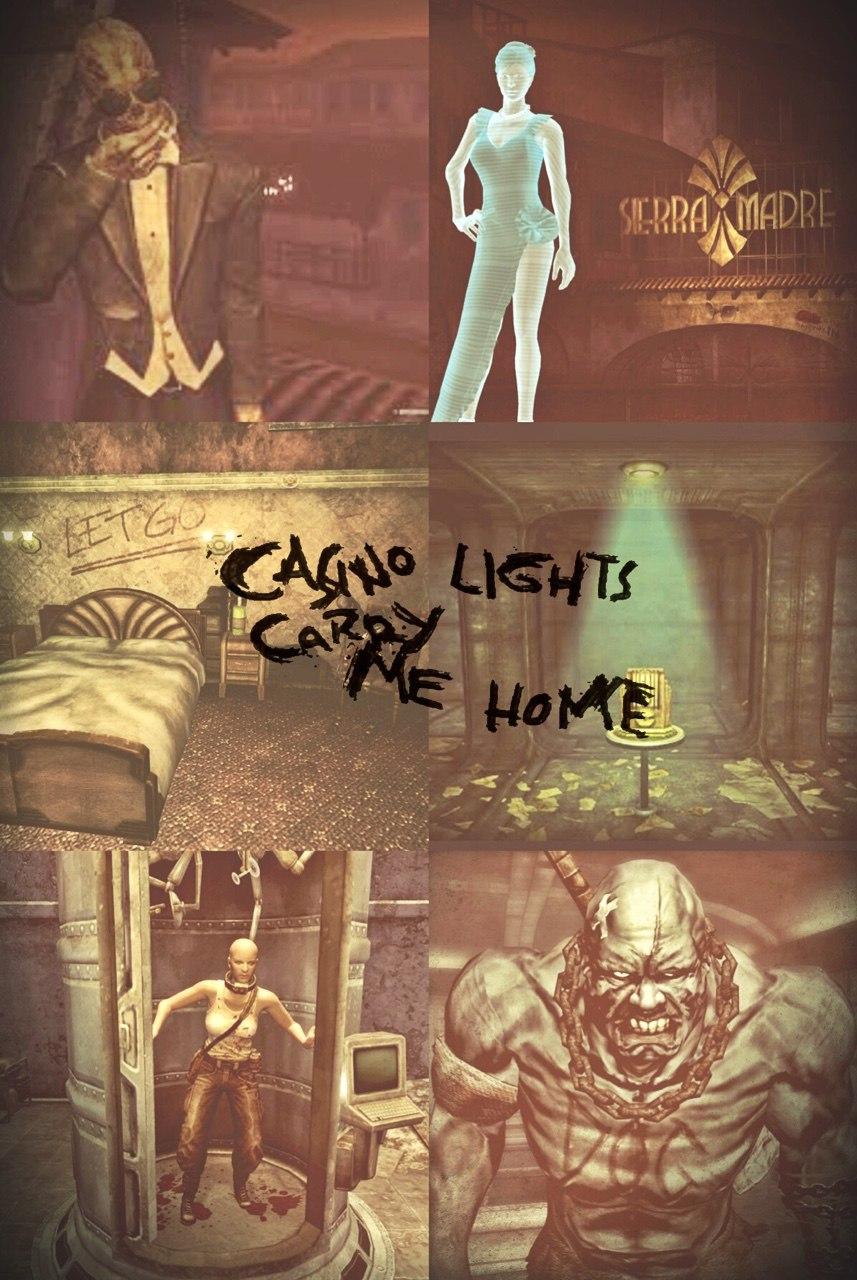 DLC Fallout: New Vegas