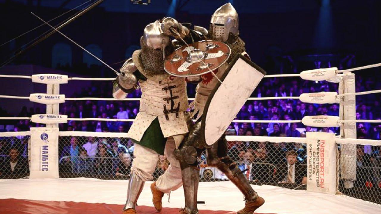 Современные рыцарские турниры
