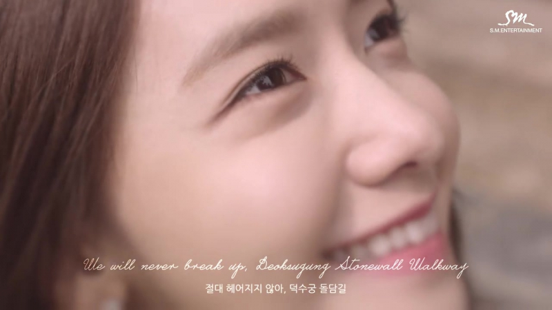 -STATION- YOONA 윤아 -덕수궁 돌담길의 봄 -Deoksugung Stonewall Walkway- -Feat- 10cm-- MV