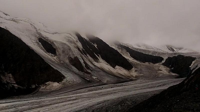 На леднике б.Актру.2850м