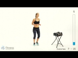 10 Minute Butt and Thigh Workout to Burn Fat, Build Lean Muscle Tone