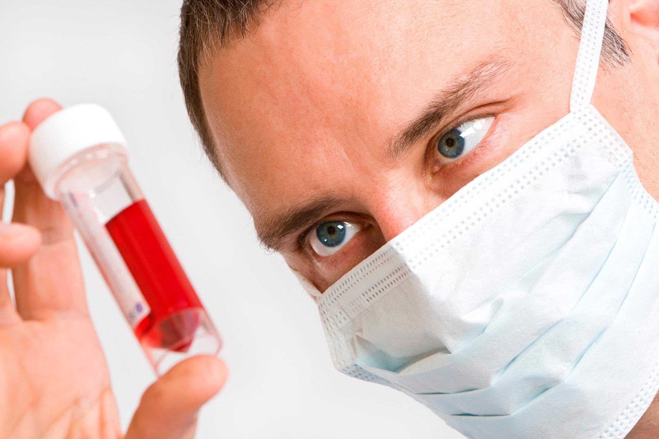 Болезни органов крови