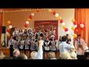 Вальс и прощальная песня/ Последний звонок 11А/ 25 мая 2017 год/ Северск 89 школа