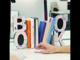 Top 5-Minute Crafts #73 Эта уникальная книжная полка DIY - прекрасное украшение стола