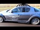 Concept-Crane  -  Поездка на Mazda Rx-8 с краном для видеосъёмки