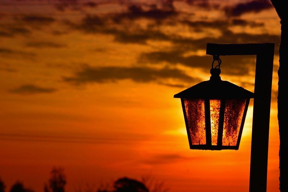 В Томске хотят менять цвет фонарей по примеру Нидерландов