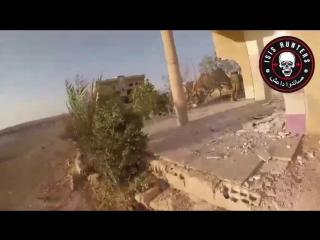 ISIS-Hunters продвигаются по улицам Акербата