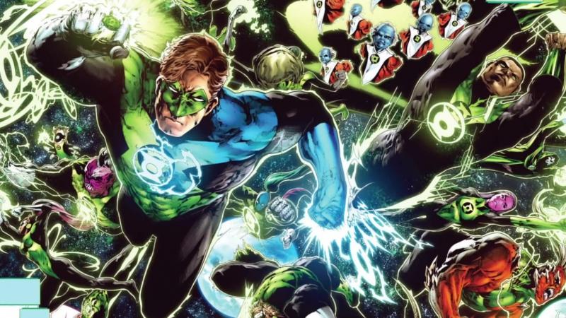 Корпусы фонарей, объяснение происхождений   EVERY Lantern Corps Origins Explained - Comic Drake   Озвучка Indub